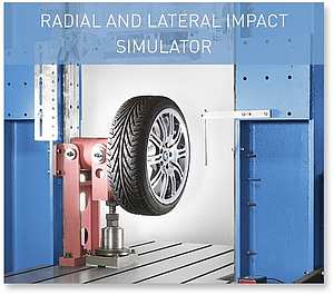 RADIAL AND LATERAL IMPACT SIMULATOR